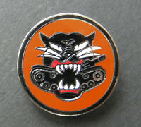 US ARMY TANK DESTROYER BATTALION LAPEL PIN BADGE 1 INCH