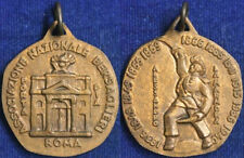 Medaglia Associazione Nazionale Bersaglieri Porta Pia Alessandro La Marmora #599