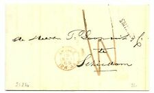 NED  EGYPT LANGST = SMILDE = 1868   BRIEF   VW  PR EX