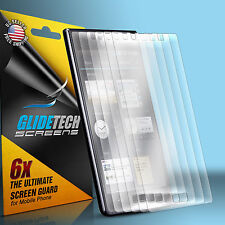 6x Clear Ultra Thin Front Screen Protector For LG Optimus L7 P705 P700