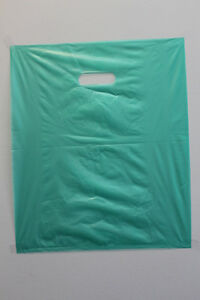Zero-Plastic™ 100% Biodegradable Die-Cut Boutique Bags; 150 bags.
