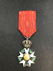 Ordre Légion d' Honneur 1er Empire 3ieme Type- Médaille militaire Napoléon Medal