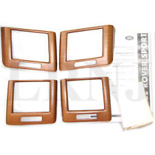 LAND ROVER RANGE ROVER SPORT 2006-2009 INTERIOR TRIM PACK CHERRY WOOD LR003872