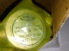 "Nicholson Thermodynamic Steam Trap, 1/2"", 600 Psi Max NTD600-N1C9S"