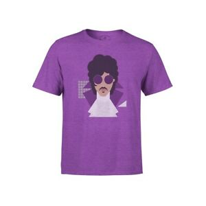 Prince When Doves Cry Kids' T-Shirt Music Tee Toddler Youth Crew Neck Purple