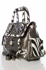 ZEBRA CROCODILE SHOULDER BAG BOUTIQUE LADY HANDBAG SATCHEL XBODY PAULS &PRINCE
