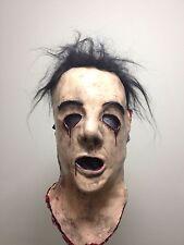 Creepy Face Off Mask Clown mask Prop Replica Halloween Freddy Jason Myers