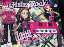 BRATZ *GIRLZ REALLY ROCK *JADE * PUNK ROCK REBEL