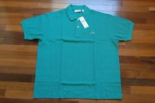 NWT 100% authentic Lacoste men's casual short sleeve shirt size 6/XL Extra large