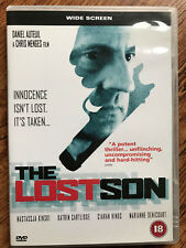 Daniel Auteuil Nastassja Kinski THE LOST SON ~ 1999 British Thriller RARE UK DVD