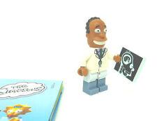 1173) LEGO® Figur Dr. Hibbert Simpson Simpsons Serie 2 Nummer 16 (71009)