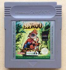 Jeu Game Boy SPIROU Nintendo GB SP ADVANCE Color