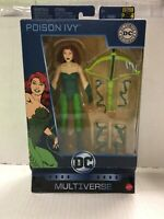 NIP DC Multiverse Batman 80th Anniversary Originals Poison Ivy Action Figure