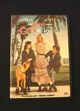The Truth About Cats and Dogs (DVD, 2001) Uma Thurman, Jamie Foxx