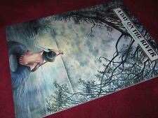 A DAY on the RIVER - Reinhard Michl. ARTwork!  1985 sc UNread! SCARCE   in MELB!