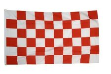 Stockflagge Stockfahne Fanflagge rot schwarz 60x90cm Fahne Flagge mit Stock