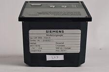 Siemens Blindleistungsregler Typ 4 RY 8103-3DA01 (377)
