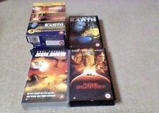 SOLDIER RED PLANET BATTLEFIELD EARTH WARNER SCI-FI 3-TAPE UK VHS VIDEO BOX SET
