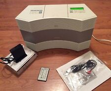 Bose Acoustic Wave music system ll Home Theater System W Bluetooth Adaptor Mint