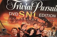 Trivial Pursuit DVD Edition Saturday Night Live 30 Seasons Trivia Sealed