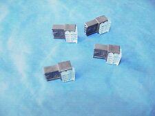 "4 NUOVO PANASONIC 4-Wire DDK CONNETTORI PER SERIE ""A"", KX-T206, KX-TD816, KX-TD1232"
