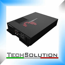MOSCONI Amplificatore ONE 130.4 130W x 4 RMS 1400W Classe AB