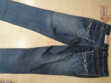 Mudd Juniors Skinny Jeans Size: 1 Dark Wash With Patch $48
