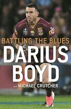 NEW Battling the Blues by Darius Boyd (Paperback) FREE Shipping