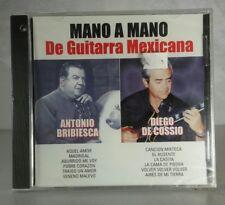 Mano A Mano De Guitarra Mexicana CD New Nuevo
