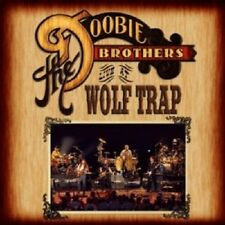 THE DOOBIE BROTHERS - LIVE AT WOLF TRAP  CD CLASSIC ROCK & POP NEU