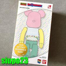 Medicom 200% Bearbrick ~ My Frist Baby Pink Be@rbrick Bandai Chogokin
