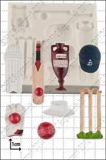 Silicone mould Cricket | Food Use FPC Sugarcraft FREE UK shipping!