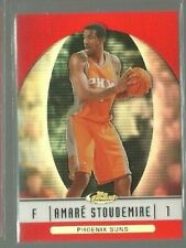 2006-07 Finest Refractors #18 Amare Stoudemire (ref 73524)
