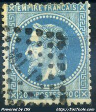 FRANCE EMPIRE N° 29 CACHET AMBULANT ML1° MARSEILLE A LYON