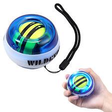 Force Ball Power Gyroscope Wrist Multicolor Ball Arm Exercise Ball Auto Start