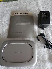 Netgear RP614 V2 100 Mbps 4-Port 10/100 Wireless Router Switch RP614V2