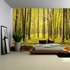 Wall26 - The Depths of an Autumn Forest Wall - CVS - 66x96 inches