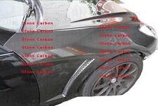 Carbon Fiber Front Fender H1 Style 2pcs For Hyundai Genesis Coupe 09