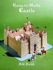 Easy-to-Make Playtime Castles (Dover Child. by Smith, A. G. Other printed item
