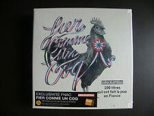 Various – Fier Comme Un Coq  6 × CD, Compilation Les Inrockuptibles France 2013