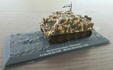 MILITARY MODEL 1:72 Sturmtiger Pz.Stu.Mr.Btr.1002  Minden 1945
