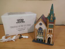Dept 56 Cic - All Saints Corner Church