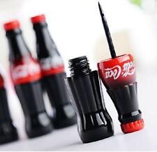Cola bottle style waterproof eyeliner maquiagem lapis de olho fast dry makeup