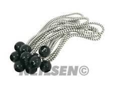 "Neilsen 10 Piece Bungee Cords With Black Ball End 5 x 200mm (8"") 3181"