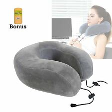 Big Ant U-Shape Memory Foam Tempurpedic Neck Pillow office Rest Travel Pillows