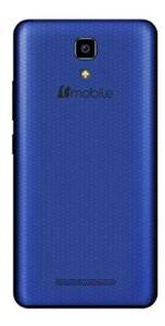 Smartphone Bmobile Ax824+ 16 Gb Dark Gray 1 Gb Ram