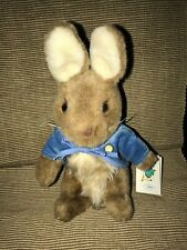 Vintage 1983 Eden Beatrix Potter Peter Rabbit Plush Stuffed Bunny