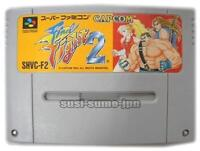 FINAL FIGHT 2 SNES SFC CAPCOM SUPER FAMICOM JAPAN ACTION FINALFIGHT