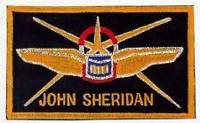 B5 Babylon 5 Pilots Wings w/Name -ie John Sheridan - [or .Your Name & Rank]