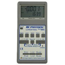 Bk Precision 885 Synthesized In Circuit Lcresr Meter 5 Accy 10khz